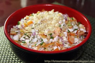 Tinapa+Rice - Tinapa (Smoked Fish) Rice Recipe