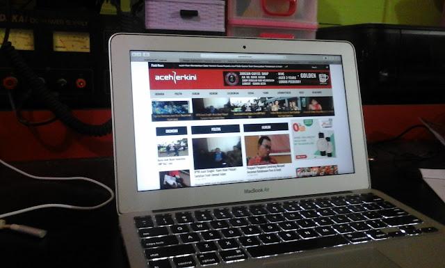Pengguna Internet Meningkat, Bisnis Media Online Tumbuh Pesat