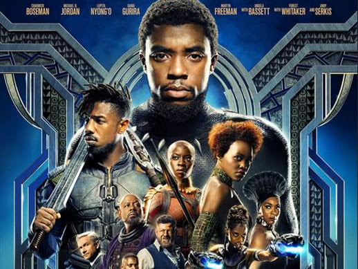 Marvel Studios' BLACK PANTHER - New Trailer and Poster #BlackPanther