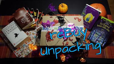 Herbst-Buch-Empfehlungen, unpacking