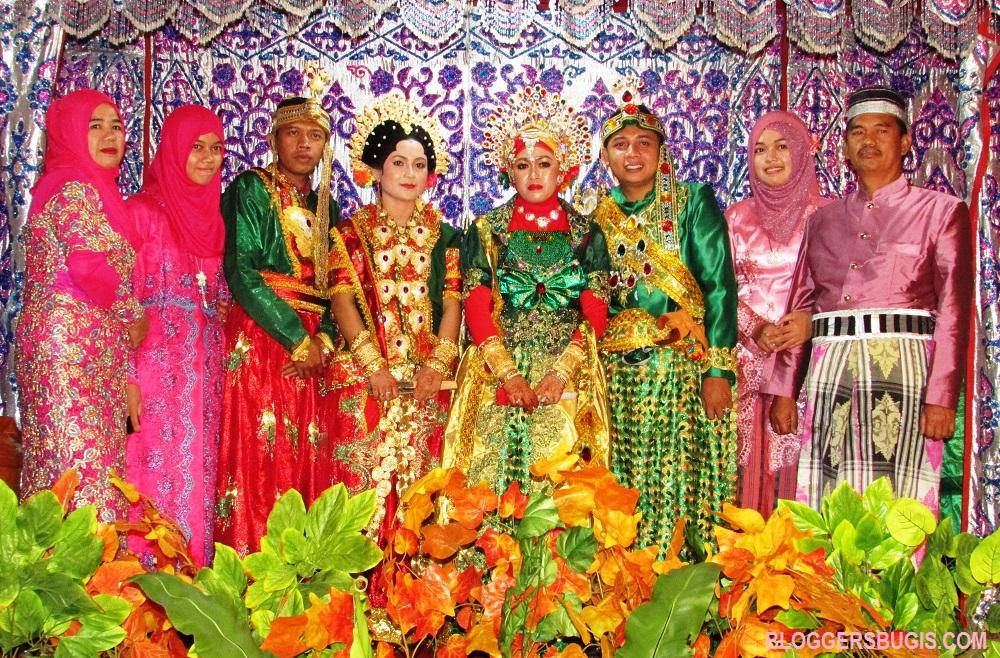 Tradisi Pernikahan Adat Suku Bugis