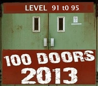 Best Game App Walkthrough 100 Doors 2013 Level 91 92 93 94 95