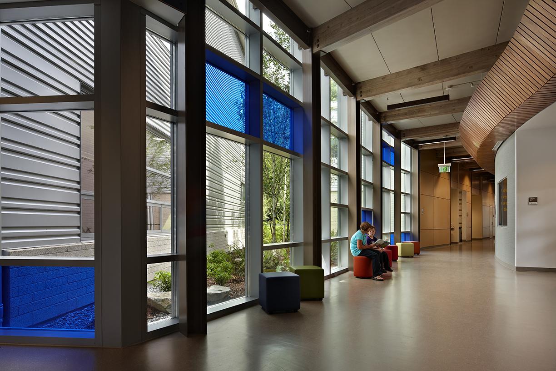 Corridor Design: School Design Matters: 10 Current School Facility Features