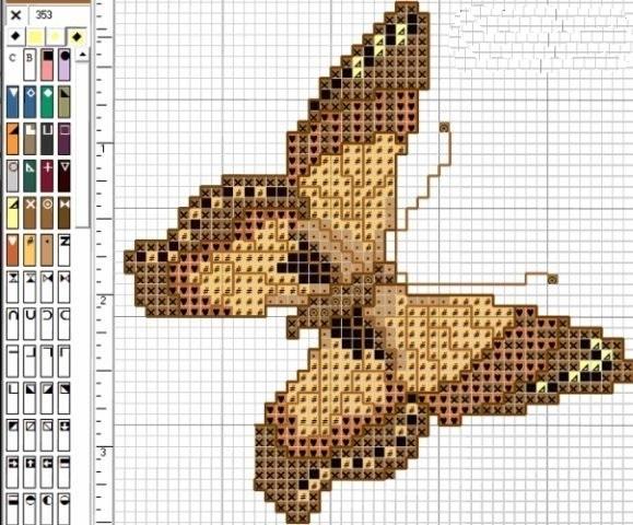 Візерунки для вишивання використовували найрізноманітніші 54f856028887a