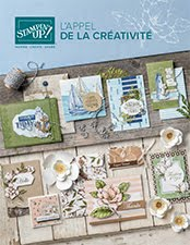 Le catalogue annuel Stampin'Up !