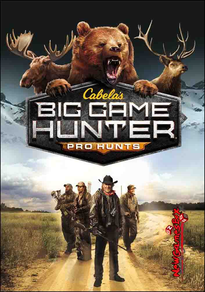 Cabelas Big Game Hunter Pro Hunts Game Free Download