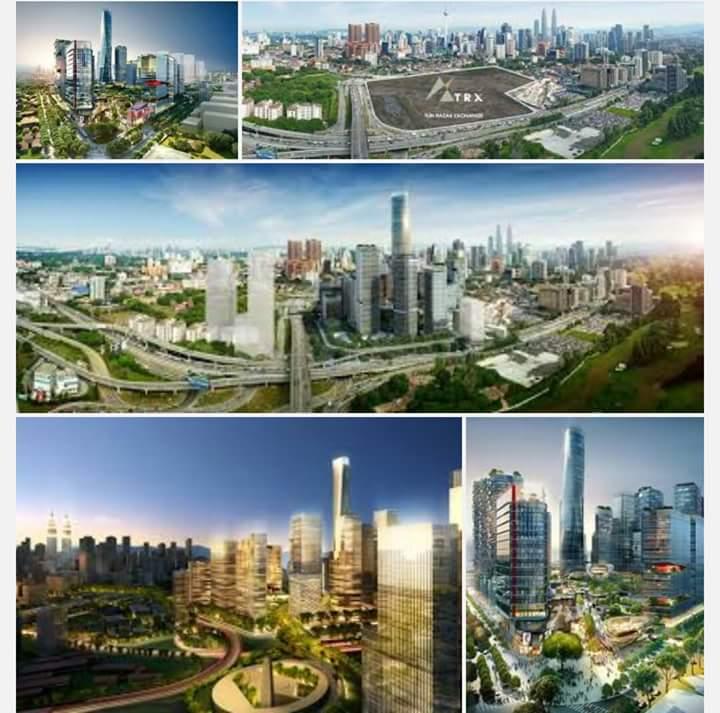 Pembangunan zaman Najib