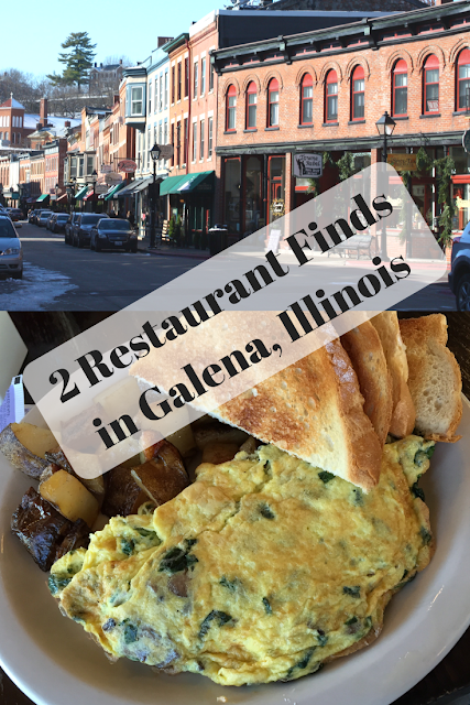 2 Restaurant Finds in Galena, Illinois