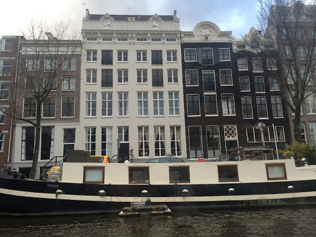 Amsterdam Citybreak Canal Boat Trip