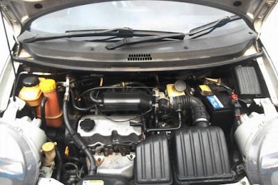 Foto Mesin Chevrolet Spark 800cc