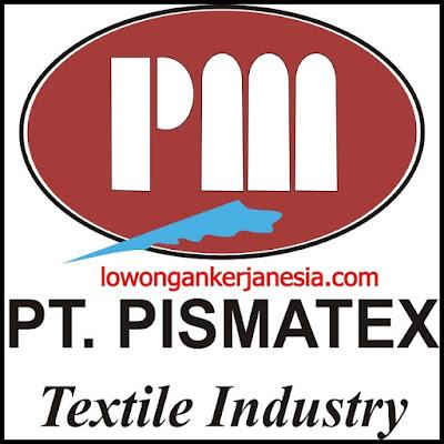 lowongankerjanesia.com PT Pismatex Textile