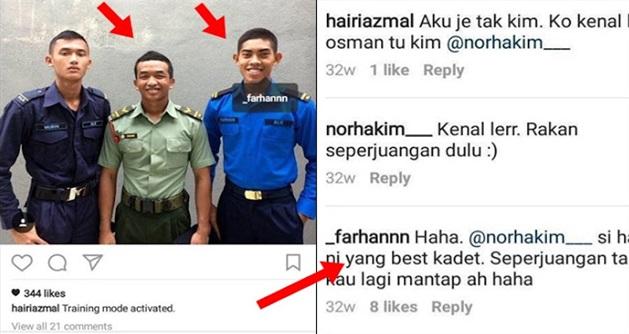 Netizen Simpati Dengan 6 Pembunuh Desak Foto Mereka Didelete, Ini Respon Dari Waris Farhan Biar Foto Itu Kekal di FB !