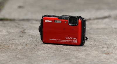 Jual Nikon AW110 - Kamera Bekas