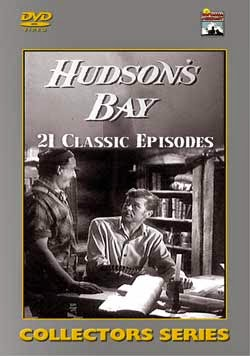 21 Episode set of Hudson's Bay from Nostalgia Merchant