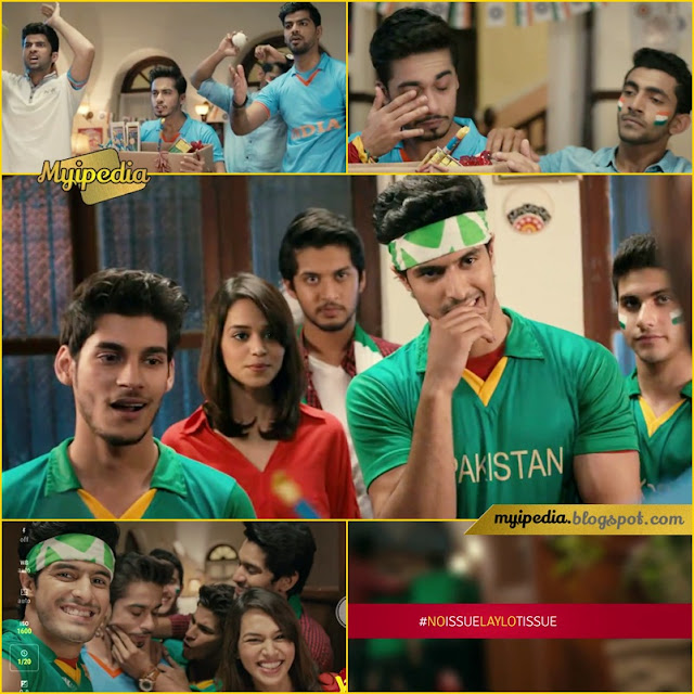 Jazz TVC 2017 on Victory of Pakistan against India - No Issue Le Lo Tissue