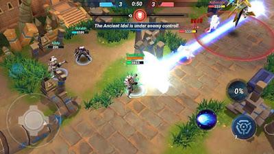 Download Mobile Battleground Blitz Apk (Karakter Mirip Mobile Legend) v1.0.4 Terbaru For Android