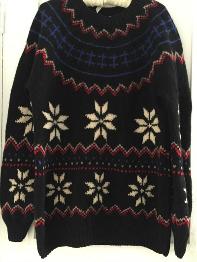 80sfashion.info: 80s Fair Isle Jumpers and Cardigans