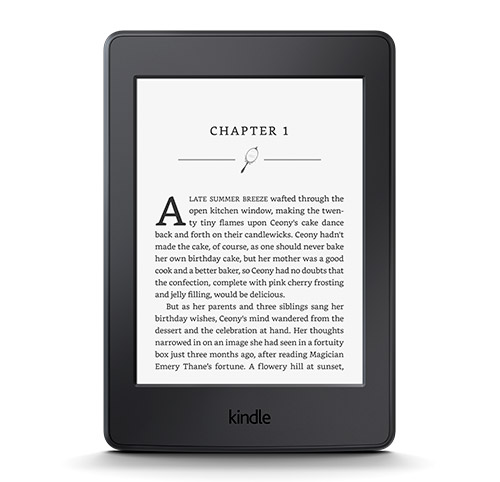Kindle Paperwhite 3 - czytnik e-booków firmy Amazon