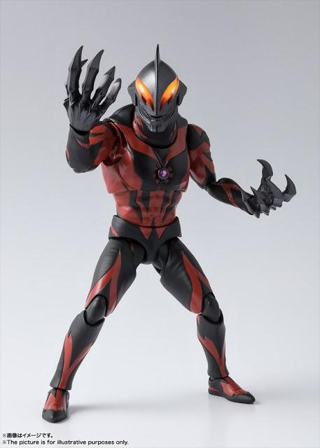 S.H. FiguArts Ultraman Belial Official Images