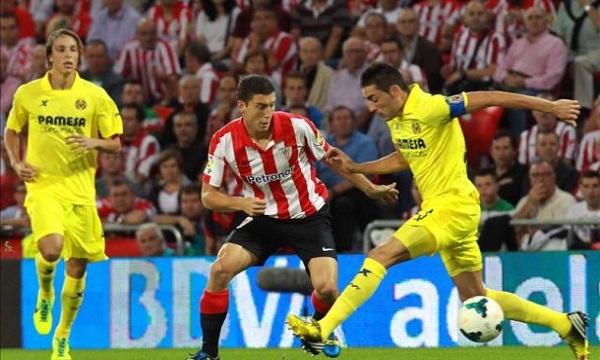 Villareal vs Athletic Bilabao