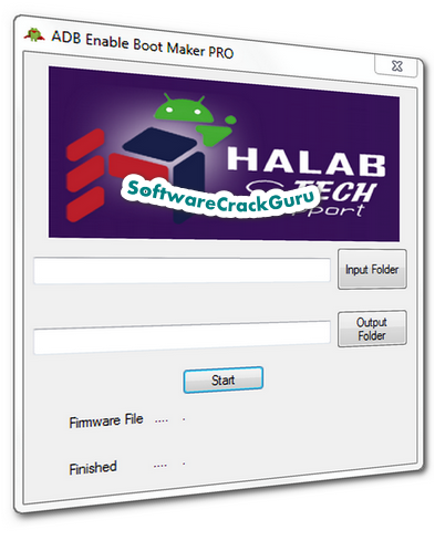 HalabTech ADB Enable Boot Maker PRO Tool Free Download By Developer