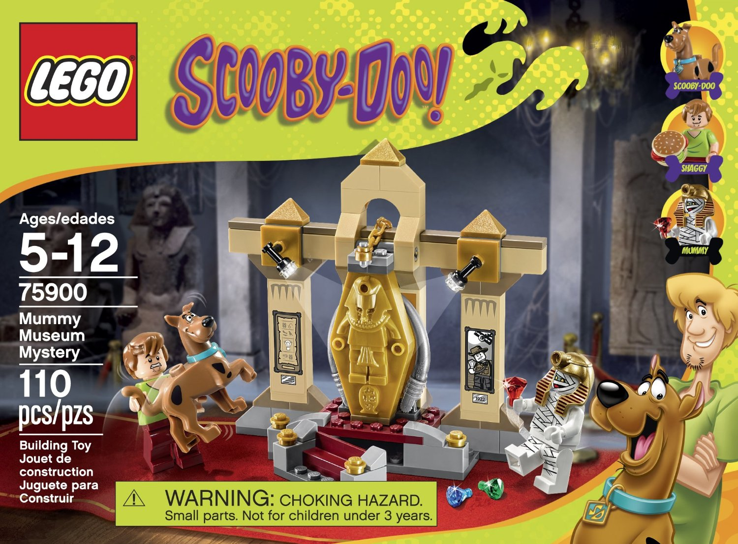The Minifigure Collector Lego Scooby Doo