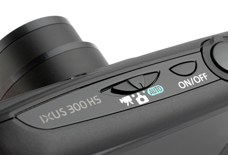 Review Canon Ixus 300 Hs