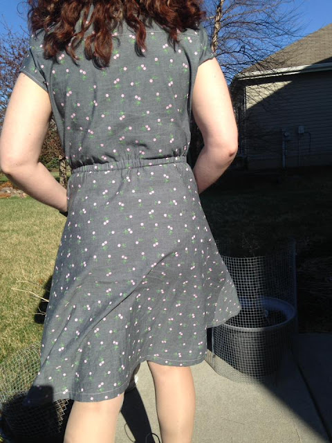 Gertie Hirsch cherry fabric