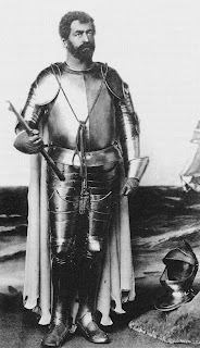 Tamagno as Otello in the 1887 premiere of Verdi's opera