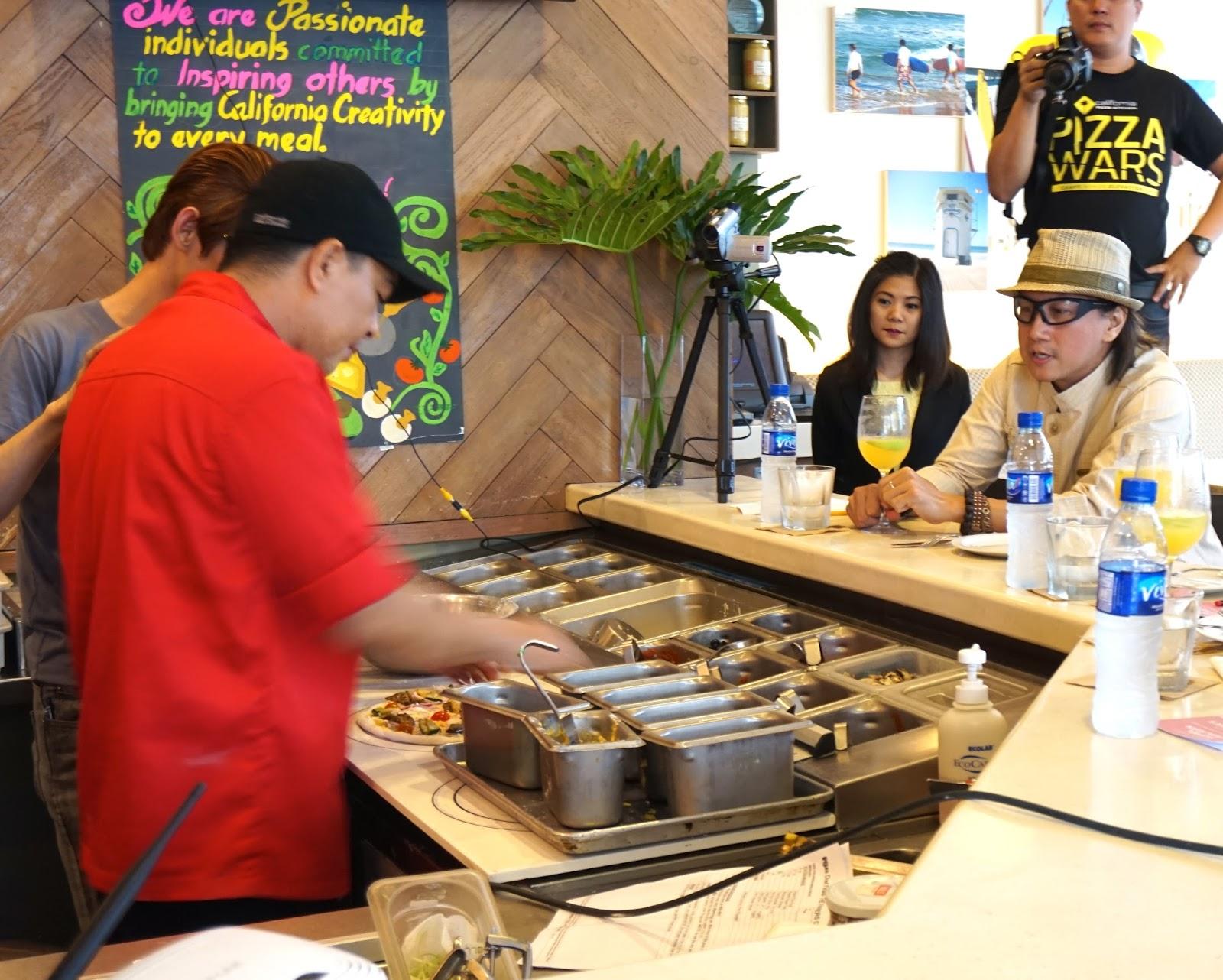 California Pizza Kitchen Philippines Alabang