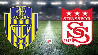 Ankaragücü - Sivasspor maci canli izle  20 mayıs 2019