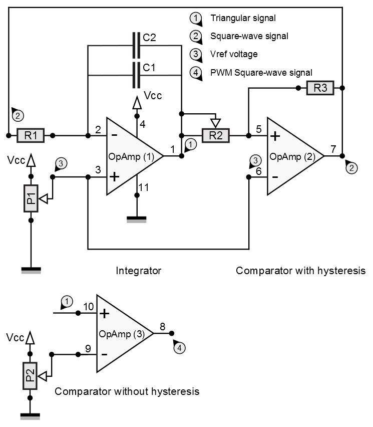 pwm amplifier circuit