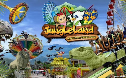 Jungleland Adventure Sentul*