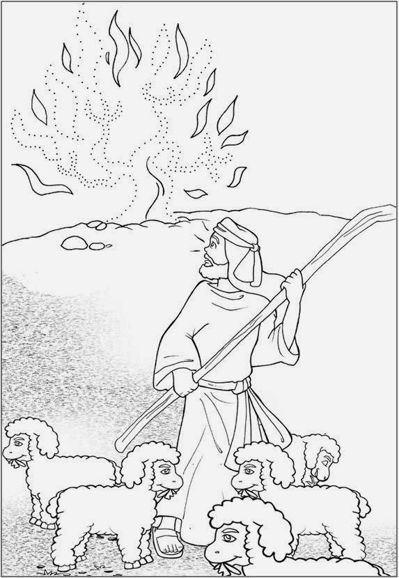 Imagenes Cristianas Para Colorear: Dibujos Para Colorear