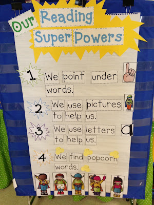 We will continue to practice our reading super powers as  whole group for awhile  also model the behaviors when use big books shared chalk talk kindergarten blog daily five dex and rh larremoreteachertipsspot