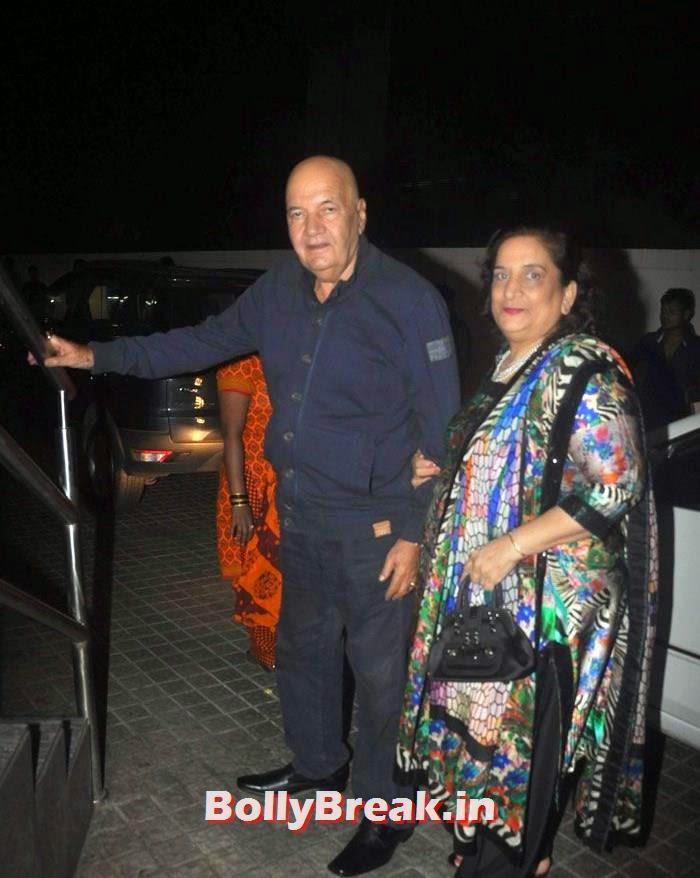 Prem Chopra, Photos from 'Super Nani' Movie Special Screening