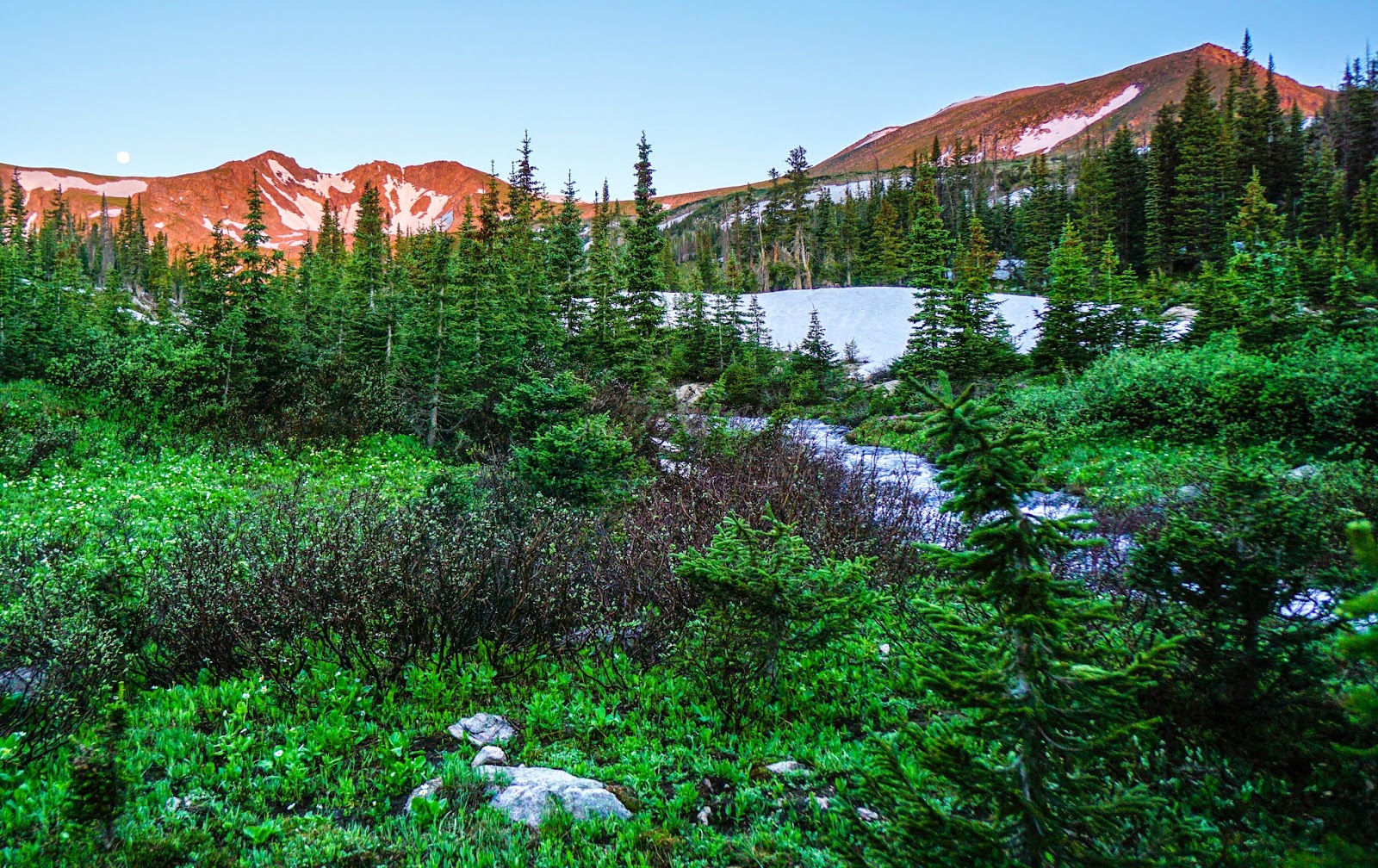 Go Hike Colorado: Twin Crater Lakes, Rawah Wilderness Area