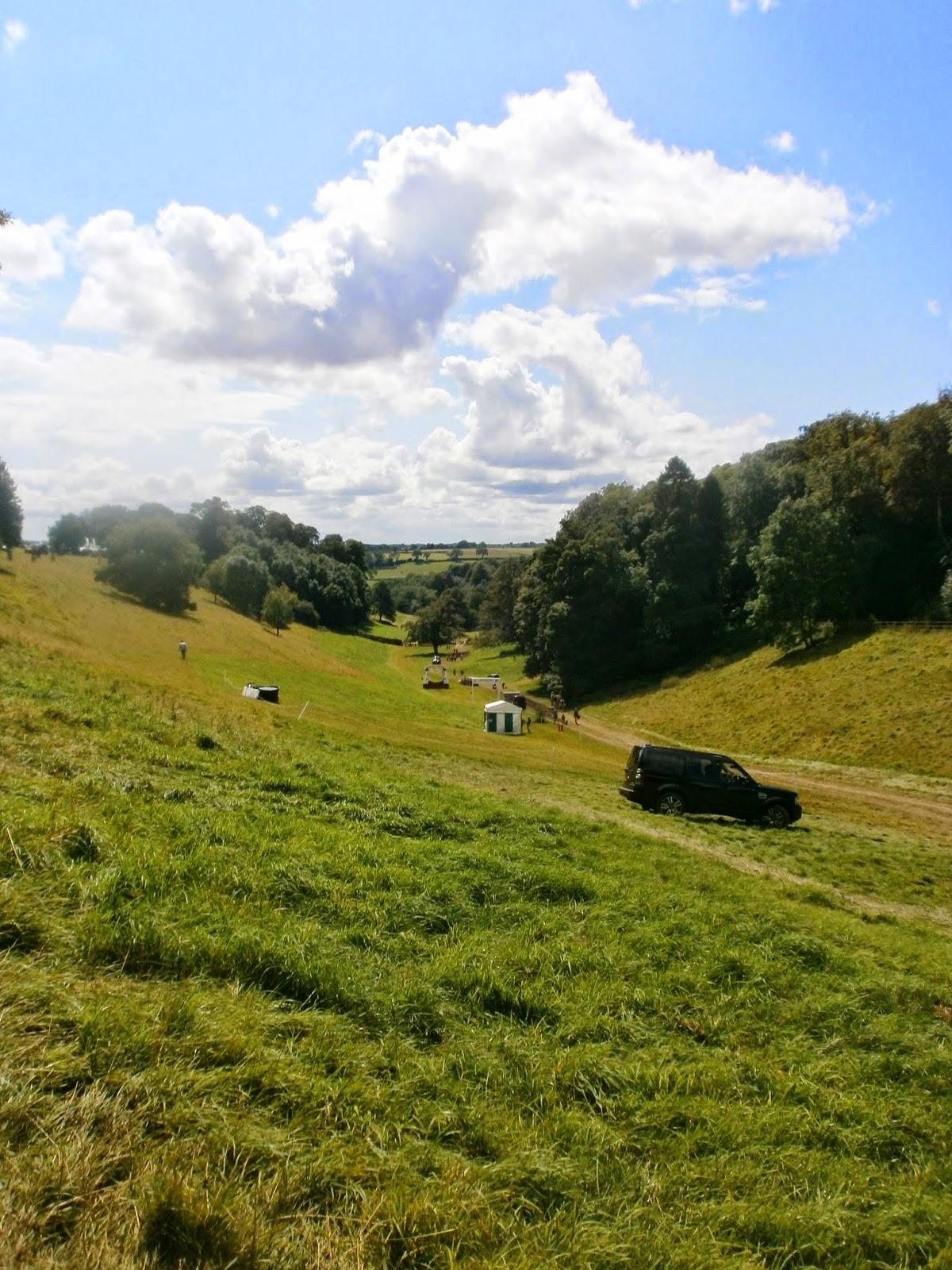 Gatcombe Park Festival of British Eventing
