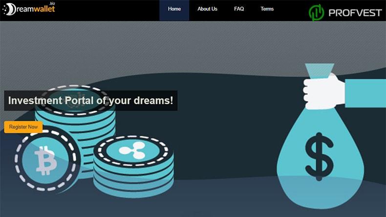 DreamWallet обзор и отзывы HYIP-проекта