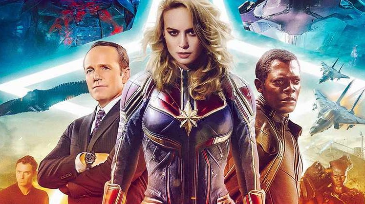 Captain Marvel: Everything We Know About Female Power, First Look