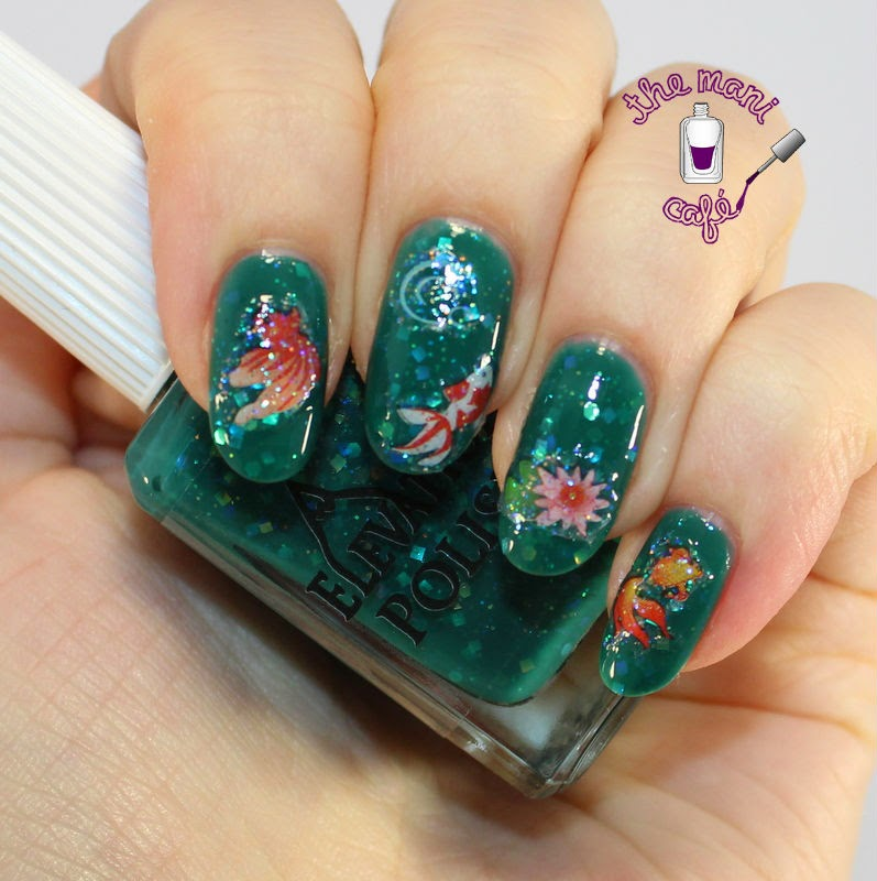 The Mani Café: Joby Nail Stickers from Overall Beauty - Review