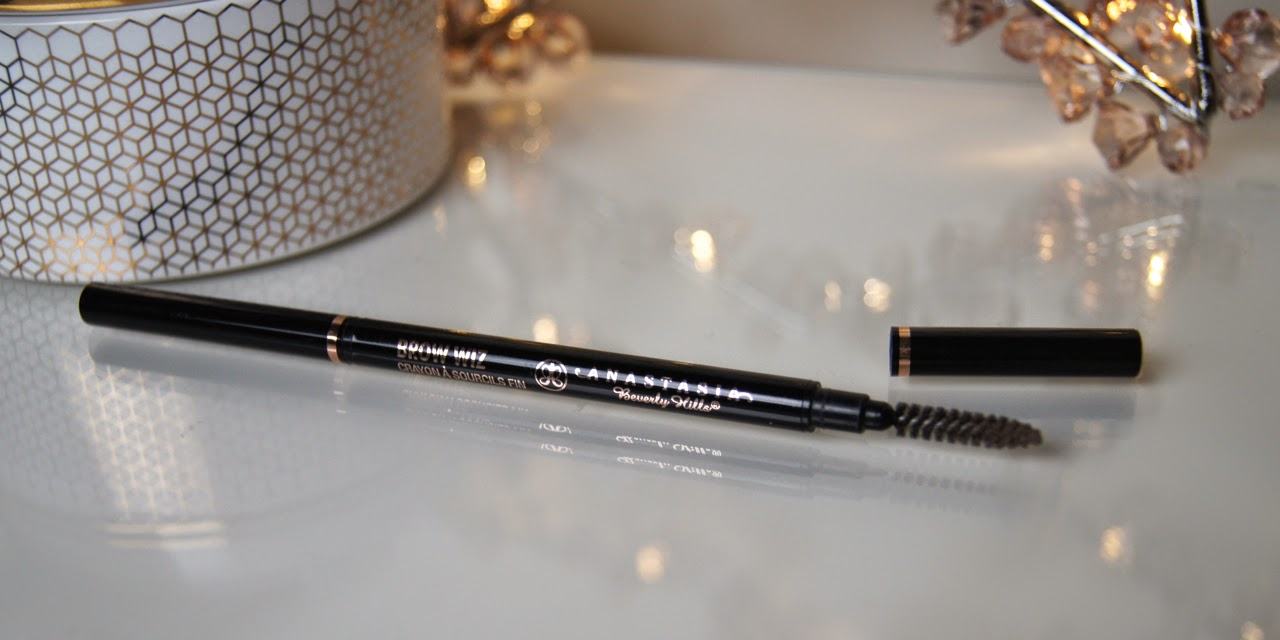 anastasia beverly hills brow wiz brunette review