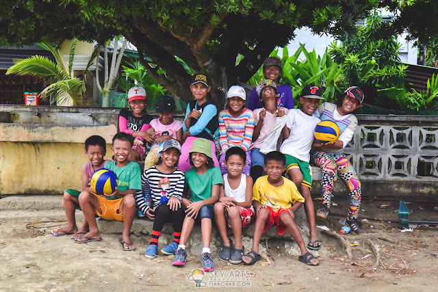 Beautiful people in Batanes Basco