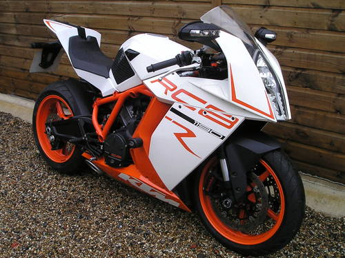 2008 KTM 1190 RC8 First Ride - Motorcycle USA