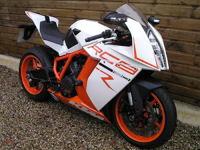 New 2016 KTM 1190 RC8R hd image;;