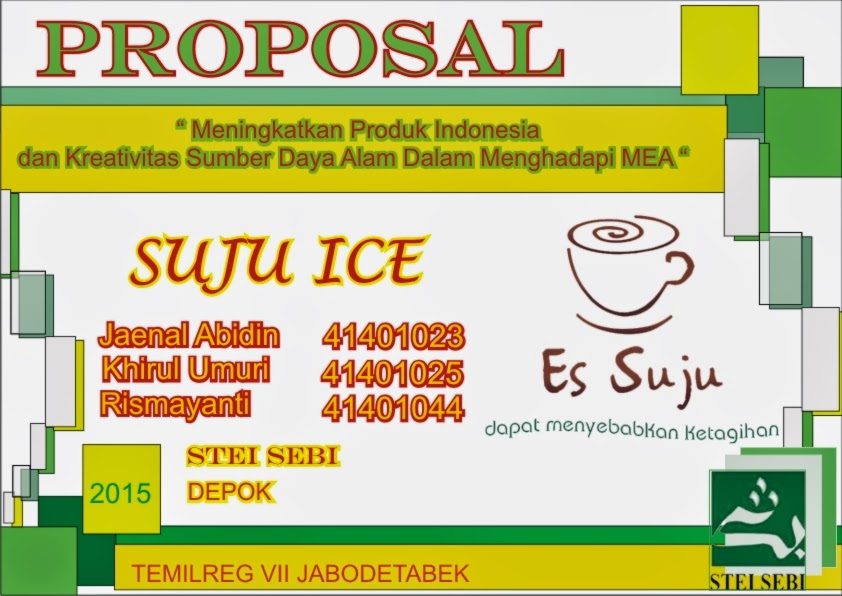 Risma Al Hamka Contoh Proposal Terbaru