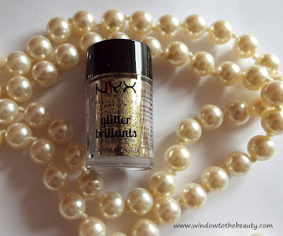 nyx Gold  brokat