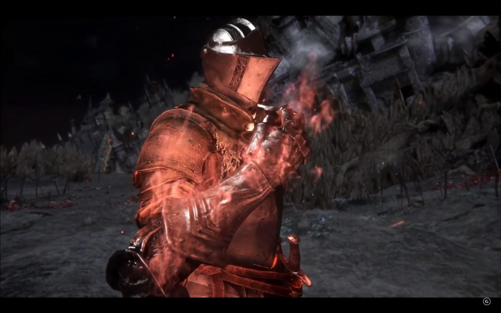 Dark Souls Iii Ash Seeketh Embers Wallpaper Engine Free