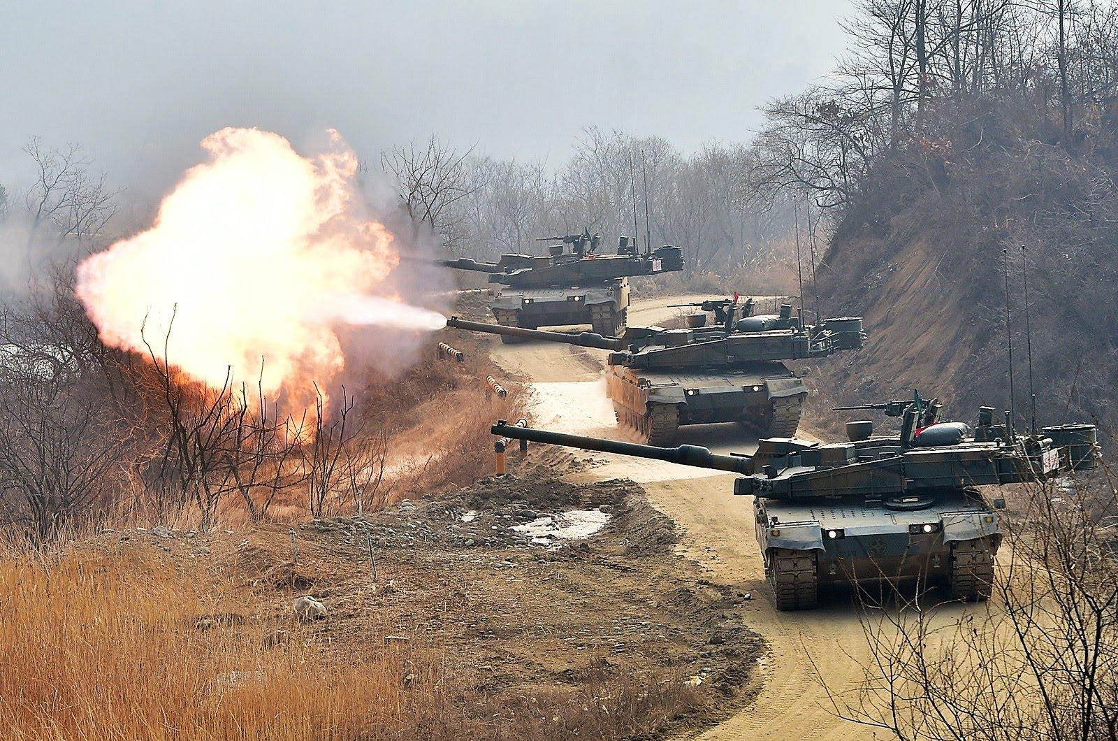 Tank K2 Korea Muncul Karena Keraguan pada Amerika