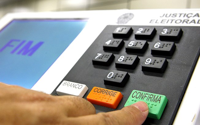 Eleitor que não votou no primeiro turno, poderá votar normalmente no próximo domingo